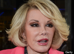Joan Rivers' 81 Best Quotes, Quips And Put-Downs
