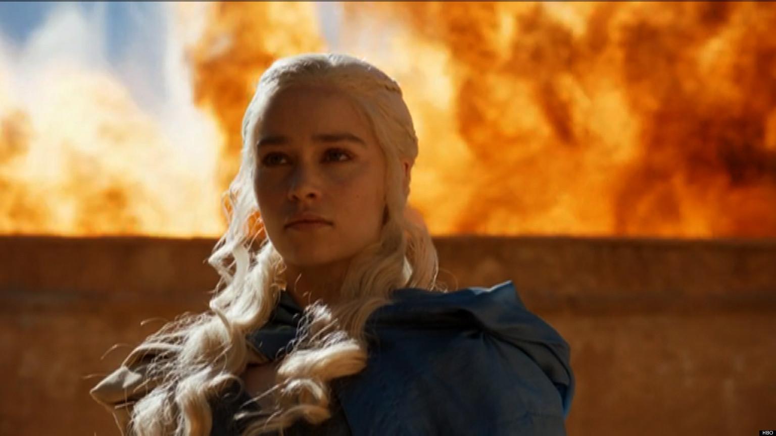 The Badass Women Of Game Of Thrones Video