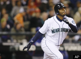 Ken Griffey Jr Mariners