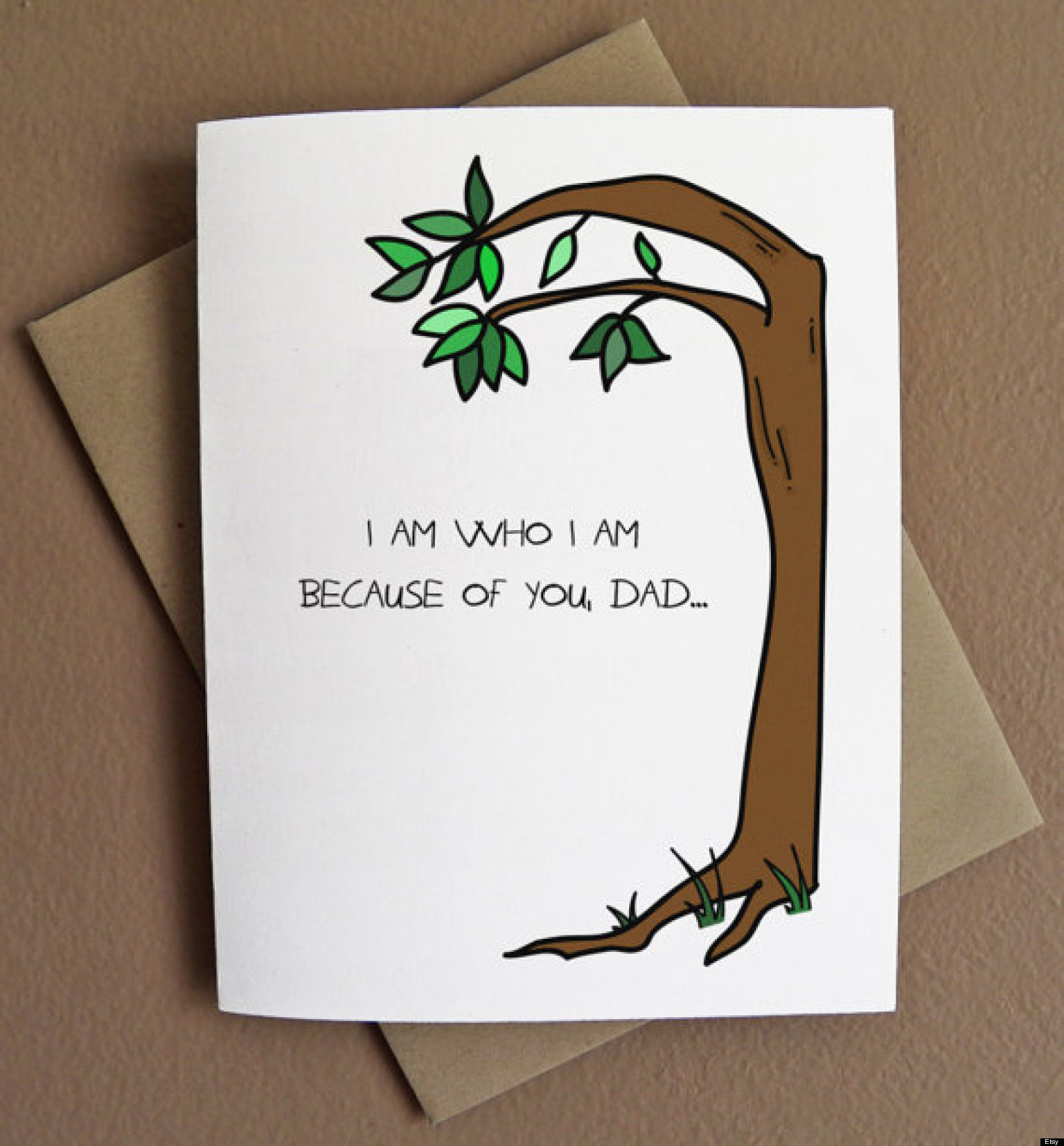 Father 39 s day cards 15 picks for dad without cliches for Creative gifts for dad from daughter