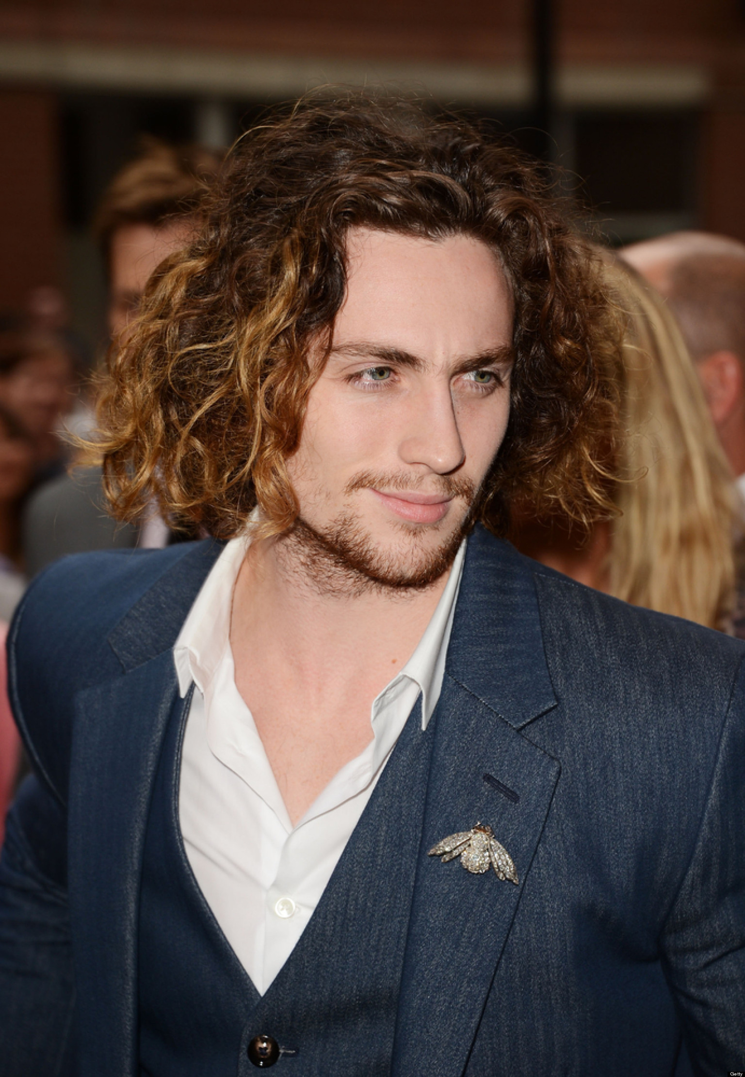 Aaron Johnson In 'Aven...