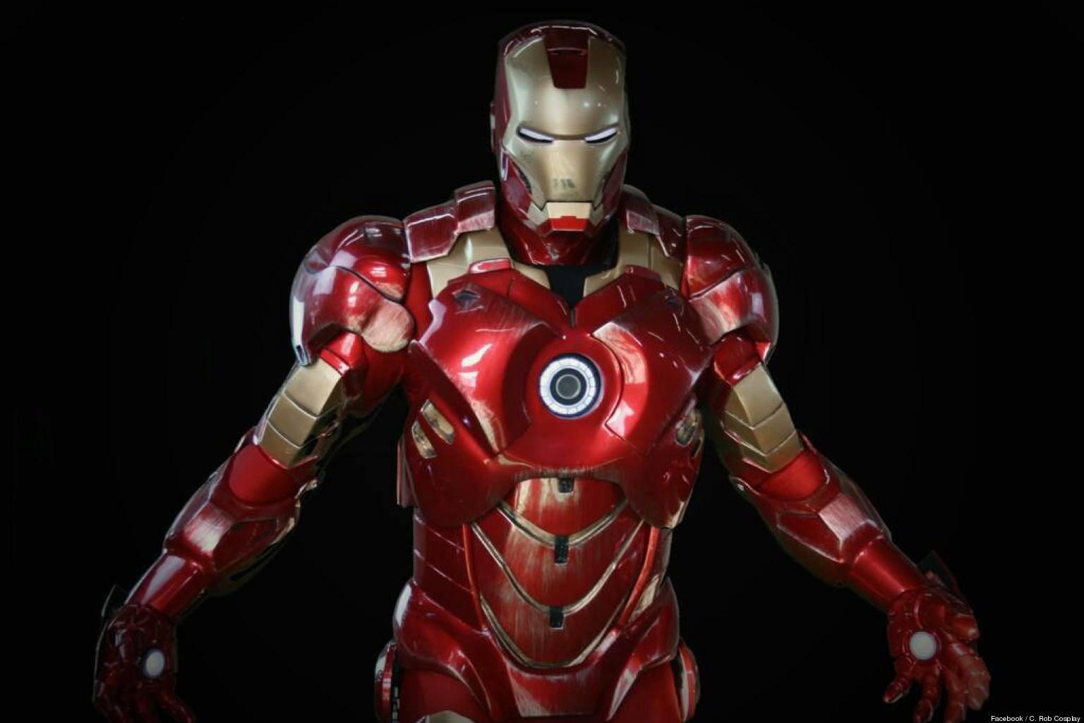 Как сделать железного человека Чертежи костюма железного 35