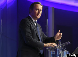 Cameron 'Proud' Of British Aid Spend And Giving Nature