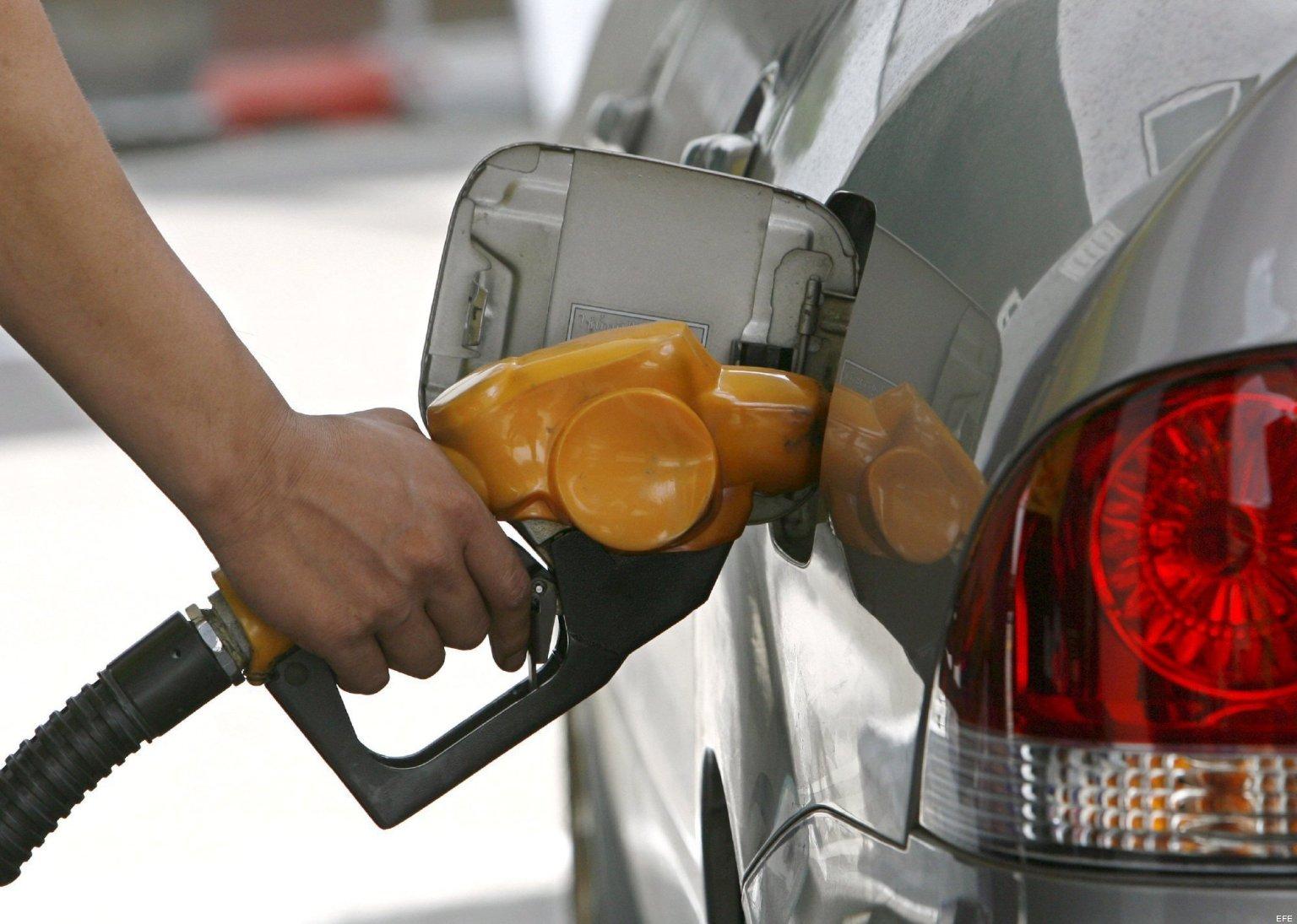 Como comprar la gasolina a la tarjeta