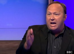 WATCH: Shock Jock Alex Jones Takes Over BBC Politics Show