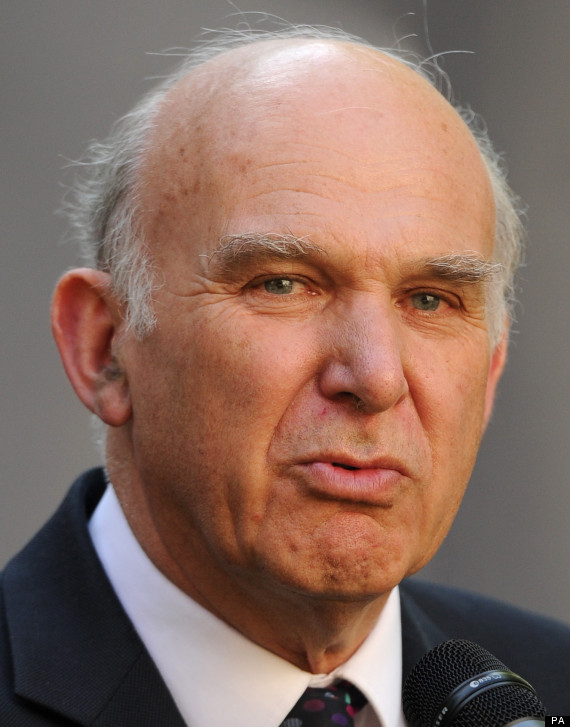 vince cable tax havens