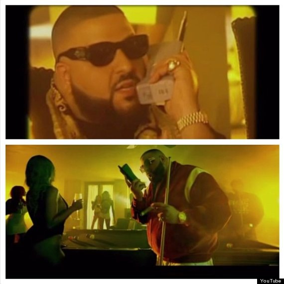 "New Video: DJ Khaled's ""No New Friends"" Takes it Back to 1996, feat. Drake and Lil' Wayne"