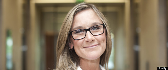 Angela Ahrendts Highest Paid