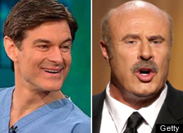 Dr Oz Dr Phil