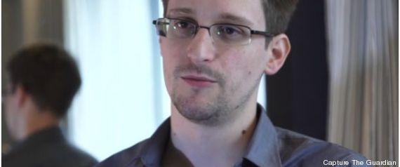 EDWARD SNOWDEN USA