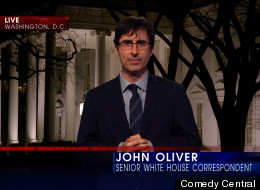Q&A: John Oliver Prepares To Step Into Jon Stewart's Shoes