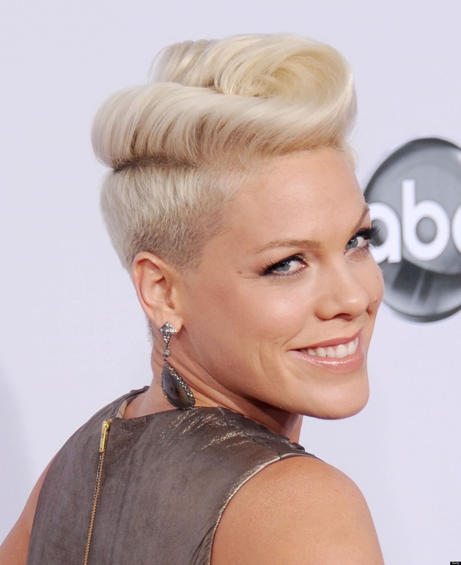 Pink s Long Hair Is Kind Freaking Us Out PHOTOS