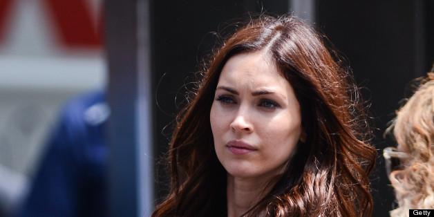 megan fox in transformers 4 rumor has actress returning