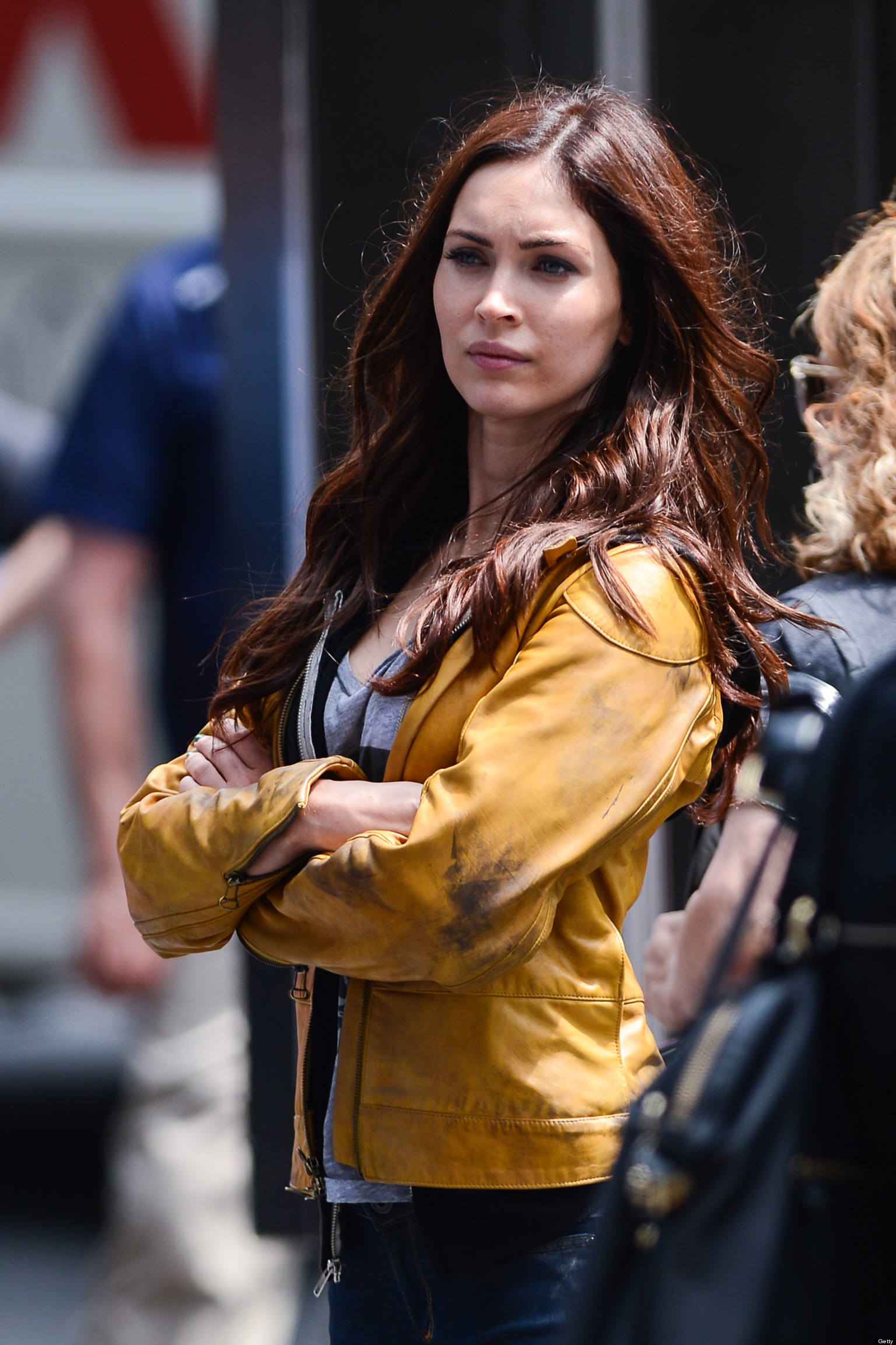 Megan Fox In 'Transformers 4'? Rumor Has Actress Returning ...