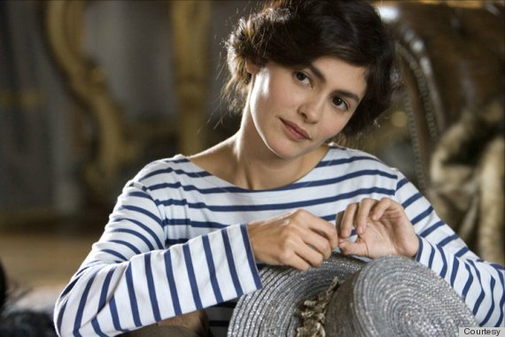 karl lagerfeld disses audrey tautou