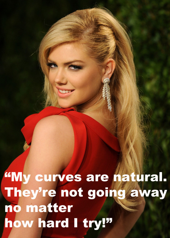 Kate Upton Body Image Quotes, And More Reasons To Love The Model