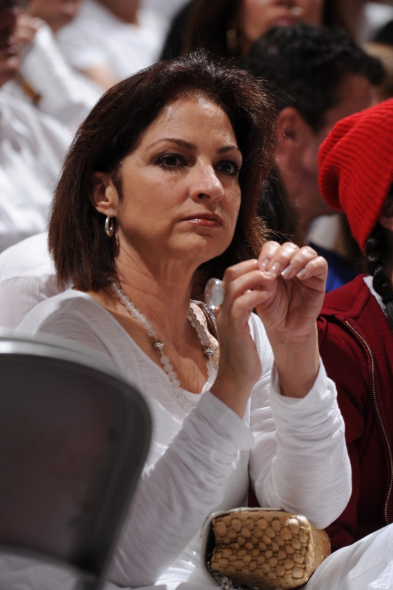 gloria estefan miami heat