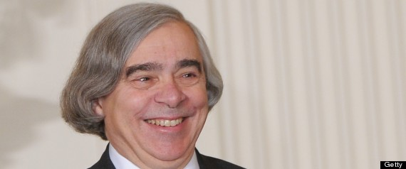 Ernest Moniz Fracking