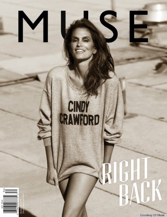 cindy crawford muse