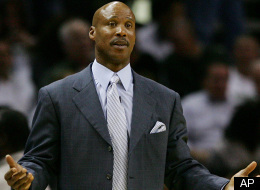 Byron Scott Fired