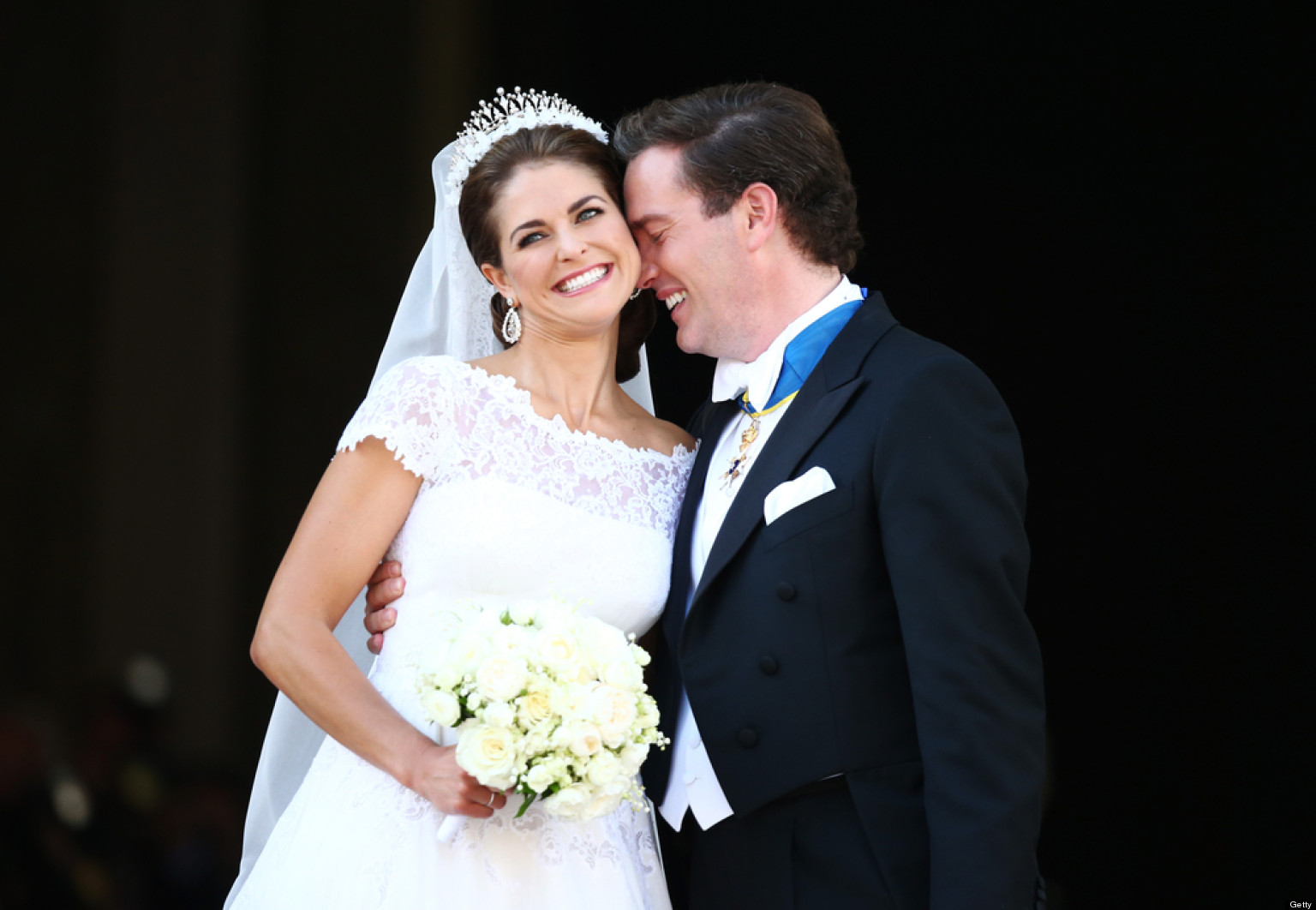 Princess Madeleine Pictures Guests arrive for Monaco royal wedding ...