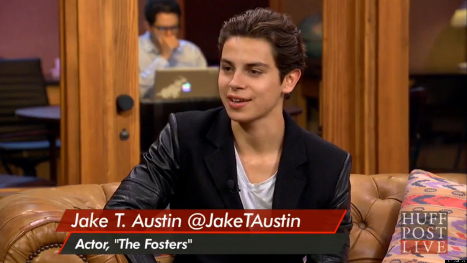 Jake t Austin Talks New Role