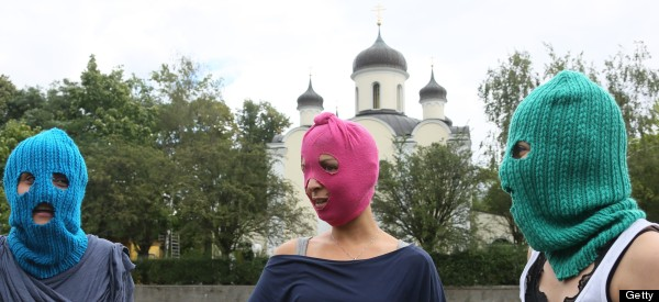 Pussy Riot + The Russian Orthodox Church = It's Complicated