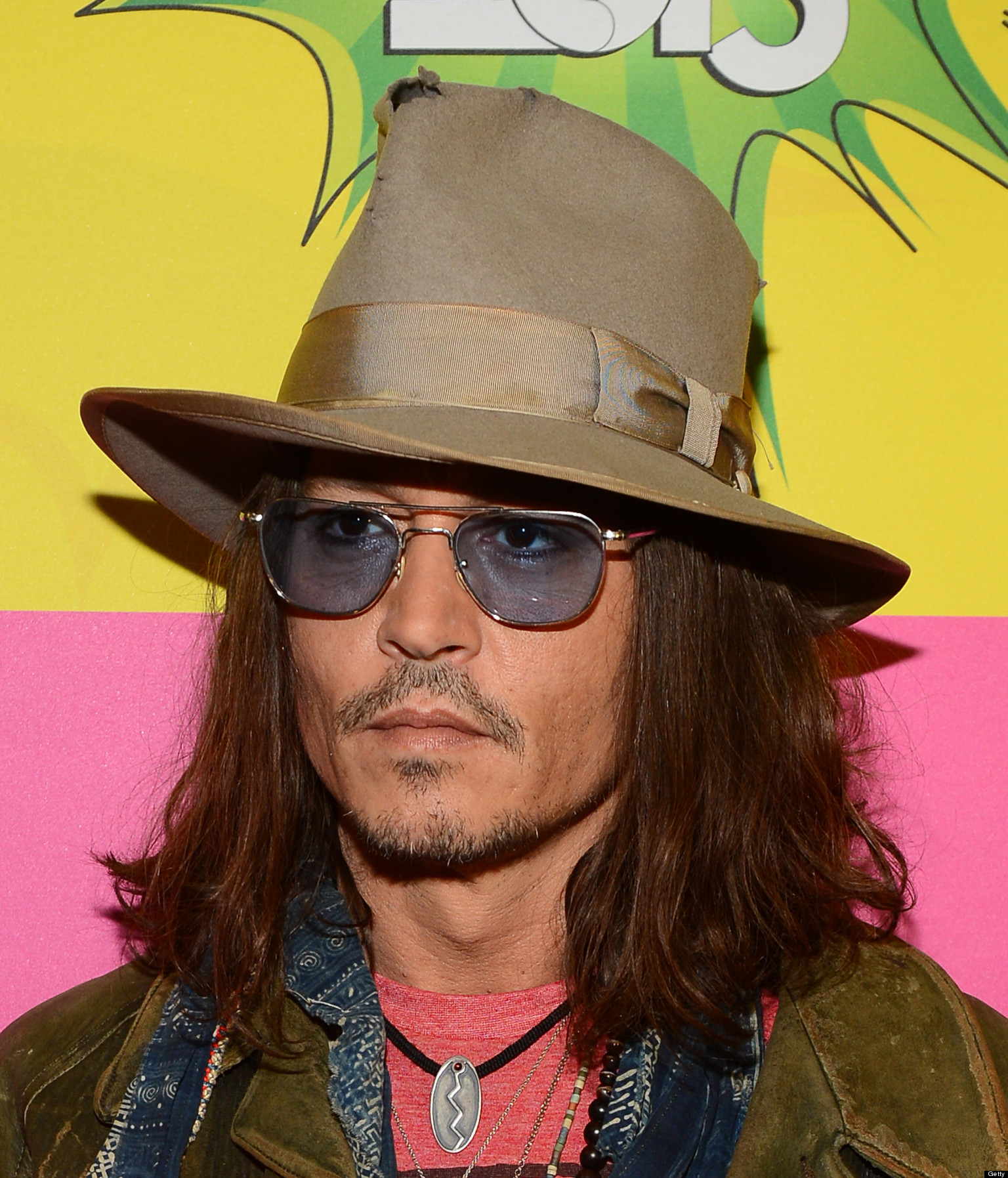 Johnny Depp: Johnny Depp And Other Celebrities Who Are Turning 50 This
