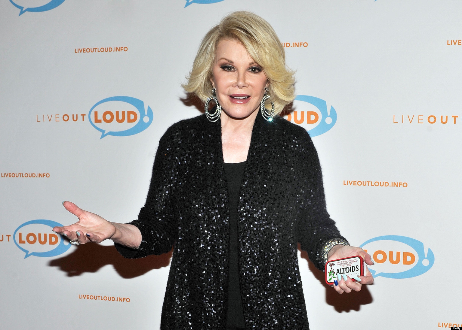 Fashion Police Joan Rivers Best Celebrity dating gossip