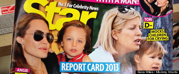 star magazine mom report card