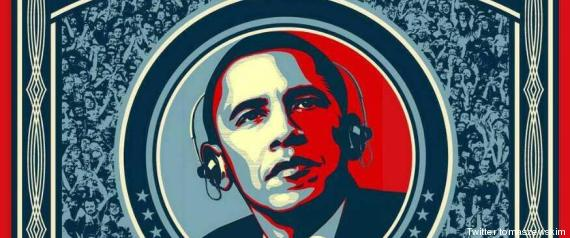 BIG BROTHER OBAMA 1984