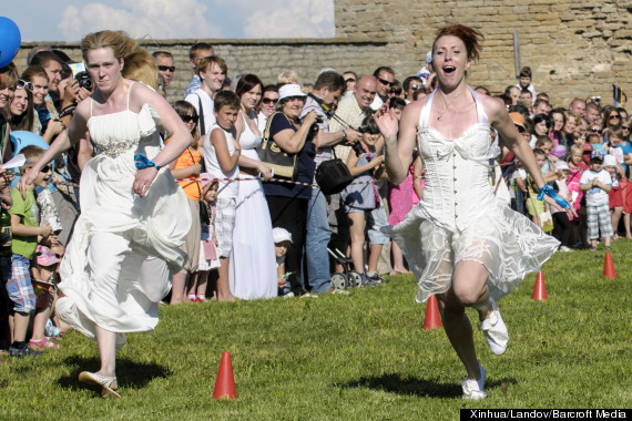 bride race estonia