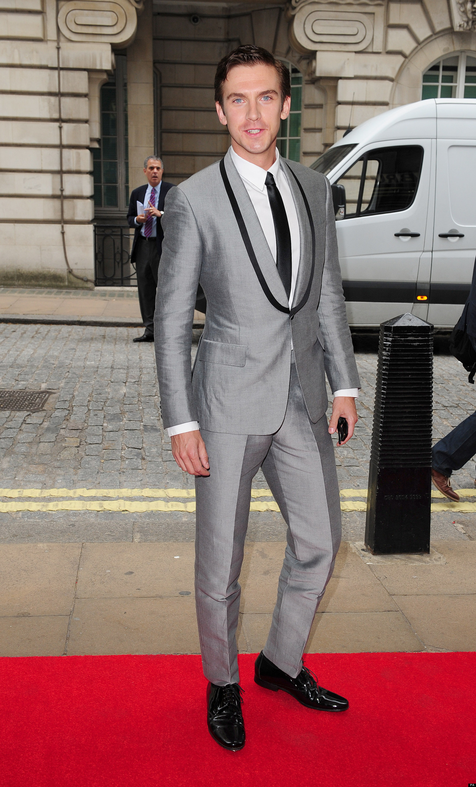 Downton Abbey's Dan Stevens Shows Off Weight Loss At ...