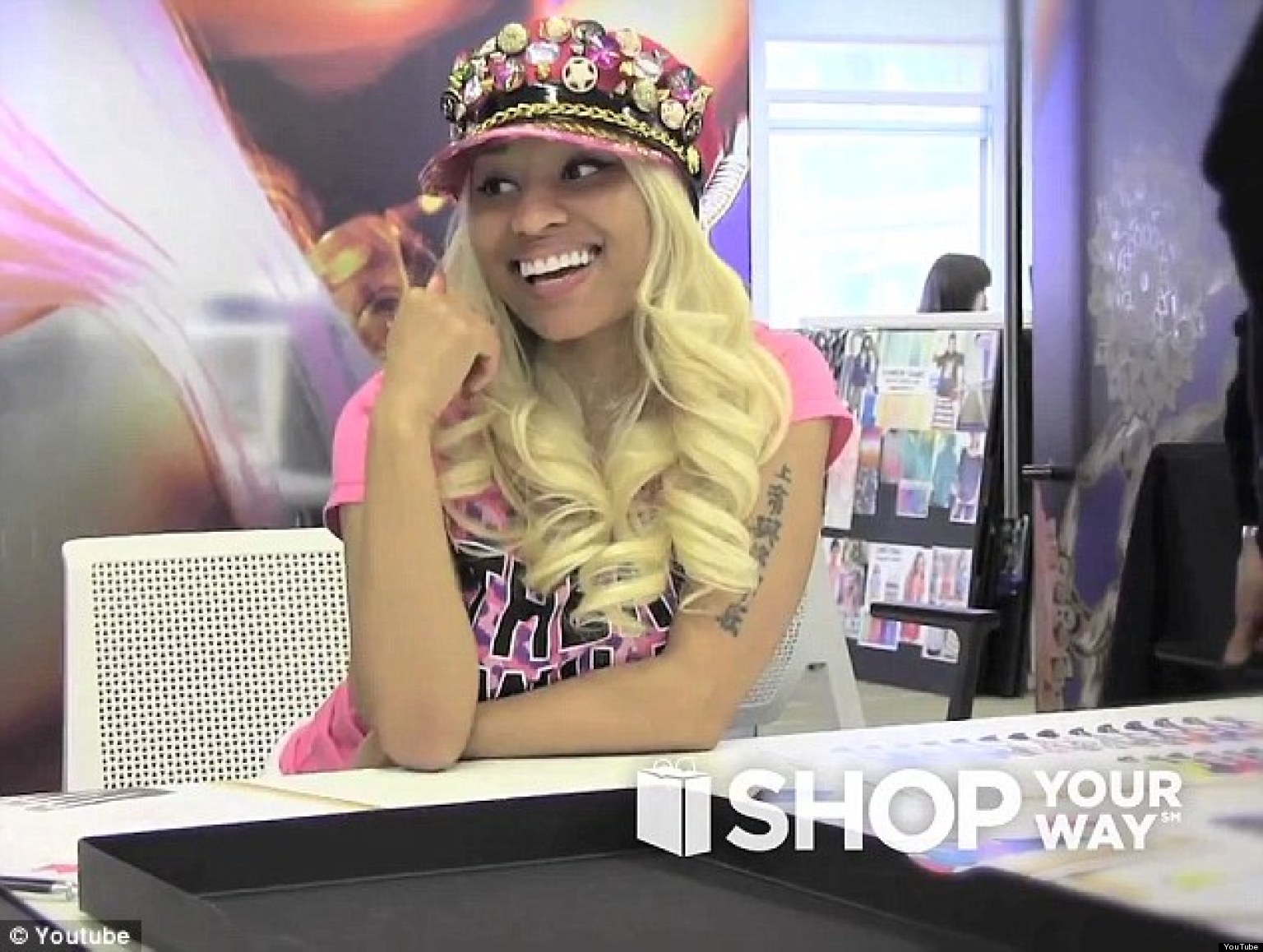 Nicki Minaj Kmart Clothing Line Is Crazier Than We Expected Video Photos Huffpost