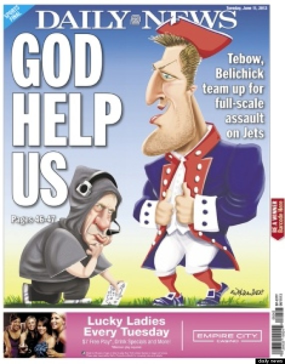 tebow daily news