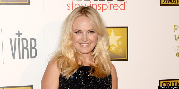 Malin Akerman Flaunts Post-Baby Body At Critics' Choice TV ...