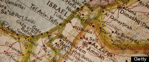 ISRAEL JORDAN BORDER