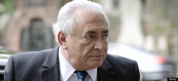DSK Charge May Be Dropped