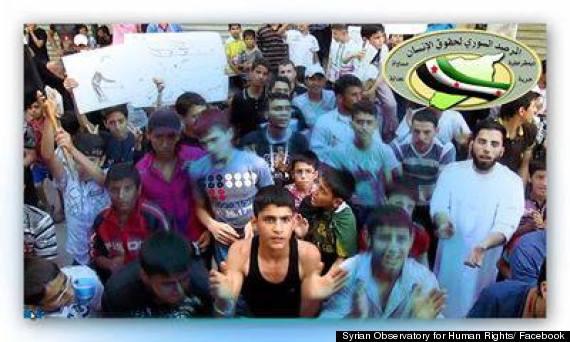 mohammad qataa syrian atheist