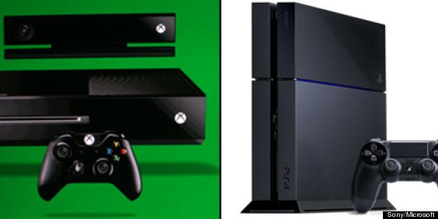 Xbox One Vs Playstation 4 : Xbox one vs playstation how sony is already winning