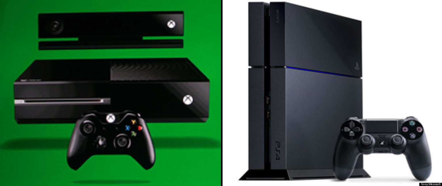 Xbox One Vs Playstation 4 : Xbox one vs playstation how sony is already winning