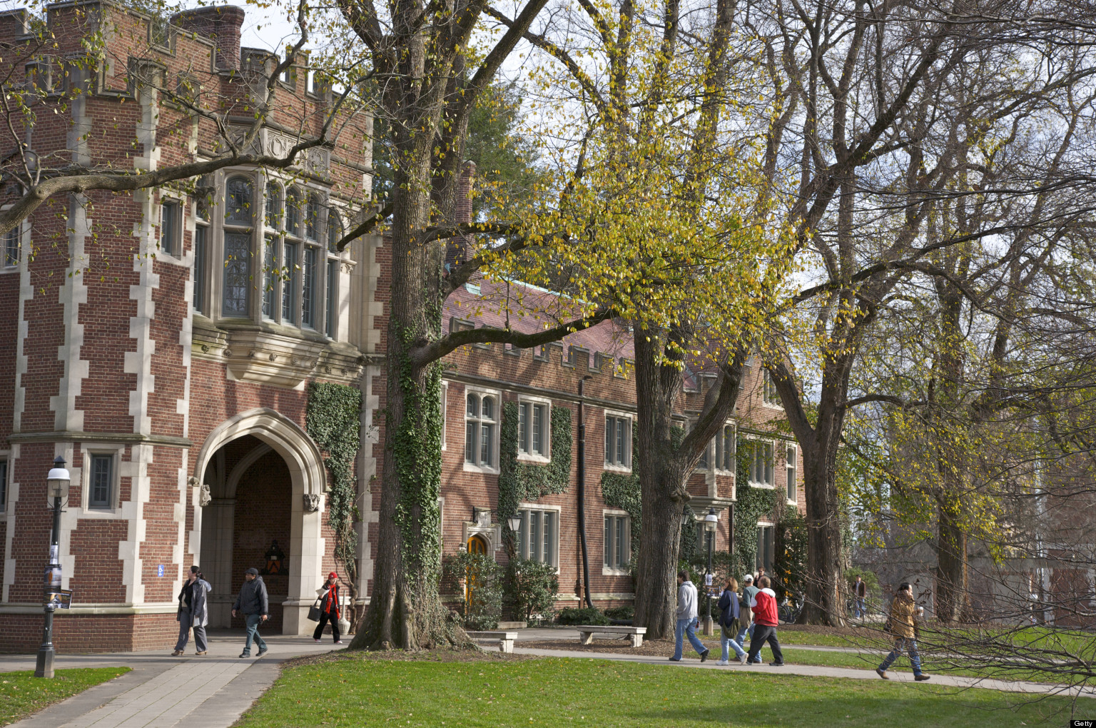 Princeton Bomb Threat Prompts Campus Evacuation (UPDATE ...