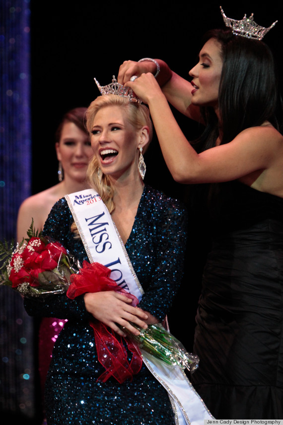 miss iowa one arm