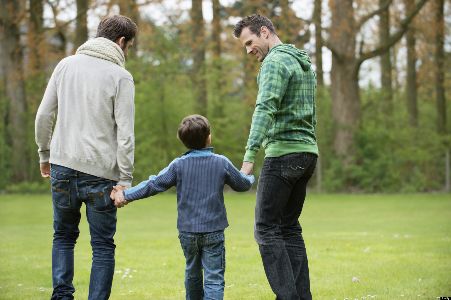 gay parenting effects