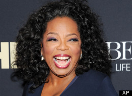 Oprah's Big D.C. Move!