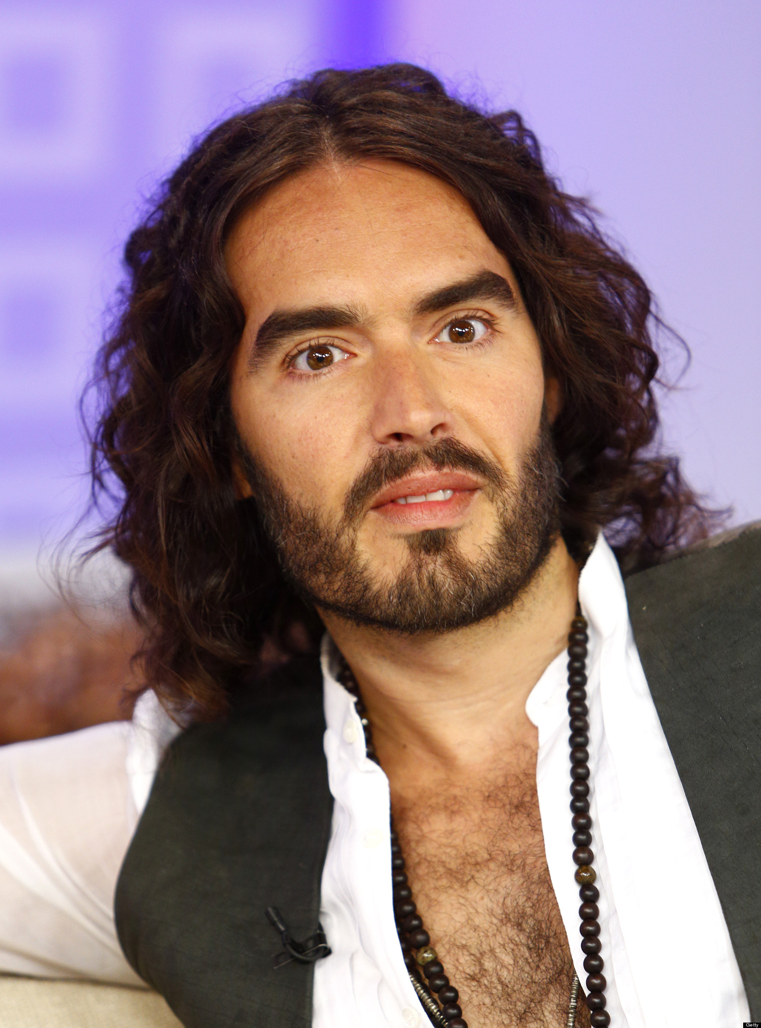 Russell Brand Orgasms: Comedian Reveals Most Number Of