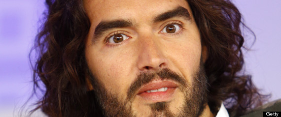 RUSSELL BRAND ORGASM