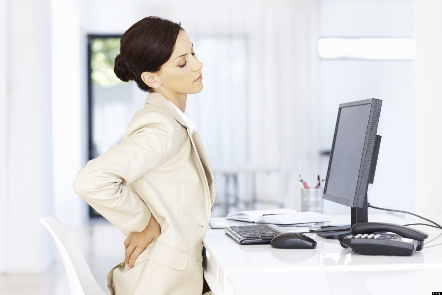 Stretches All Desk Workers Should Do Today