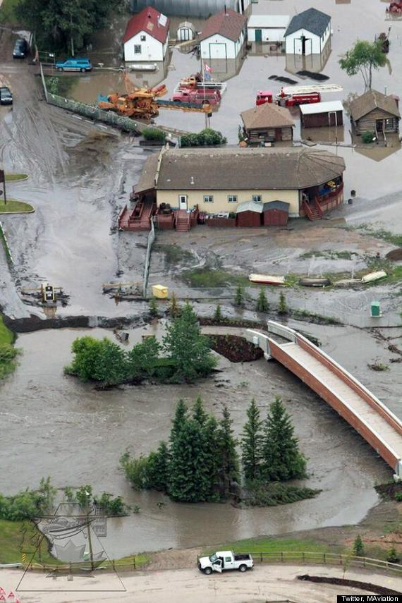 fort mcmurray flooding