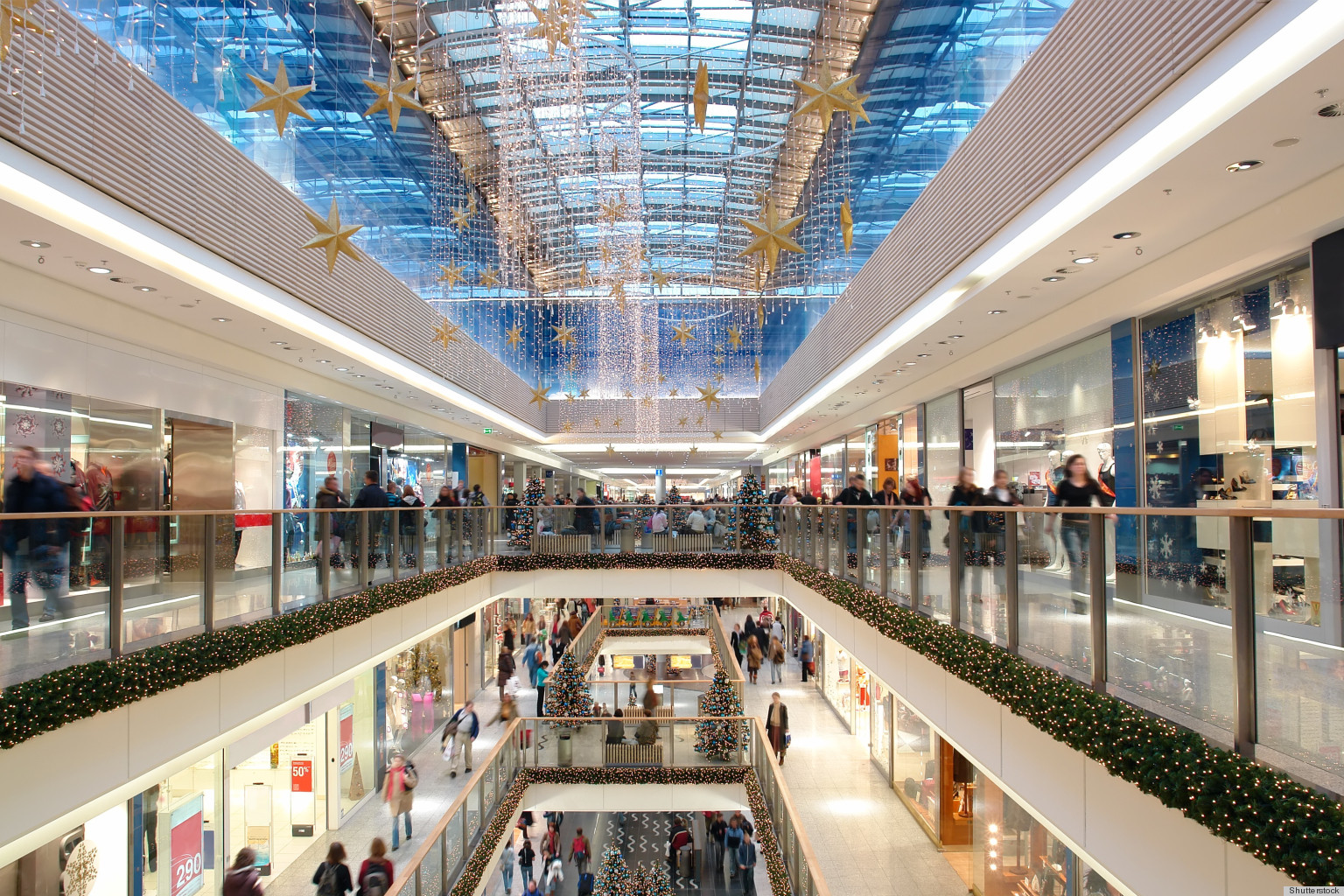 Is The Shopping Mall Dead Not So Fast